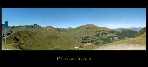 Planachaux, Swiss Alpes by bgr
