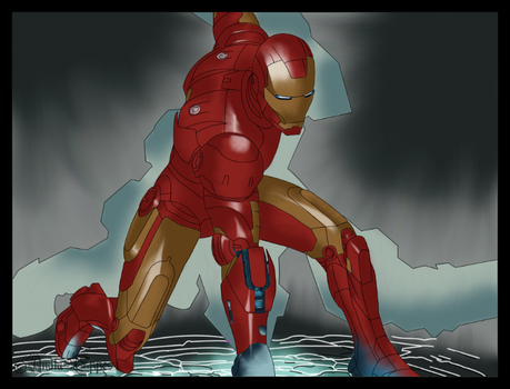 I am Ironman by Amita-Eppes
