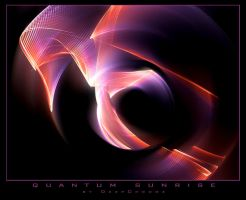 QUANTUM SUNRISE by DeepChrome