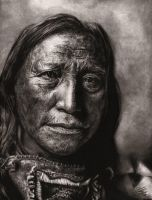 Native American by Blacleria
