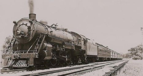 C+A 4-6-2 Pacific type no.5298 by PRR8157