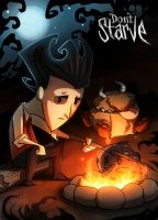 Don't Starve by Seanica