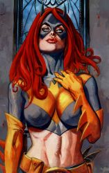 BATGIRL from Thrillkiller by nocturnals23