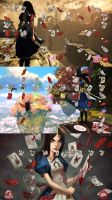 Alice MR PS3 Theme 2.0 by Oxhine