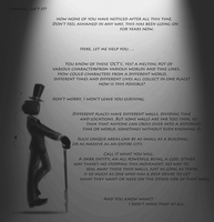 -Intermission- OCT Theory by Inverted-Mind-Inc