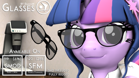 Glasses [DL] - FIXED by DazzioN