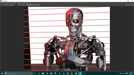 My terminator model genisys version02 by escapeartist187