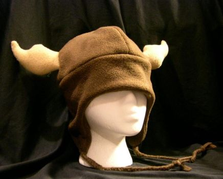 Moose Hat by kittyhats