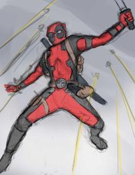 Deadpool by Digbot
