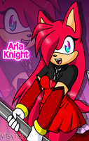 Aria Knight by VitsyTolu