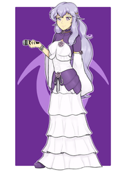 [COLLAB] J-Pop Idol Deirdre by Indie-Calls