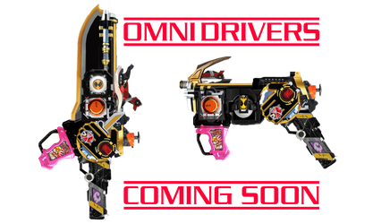 [FLASH] Kamen Riders OMNI DRIVER by crimes0n