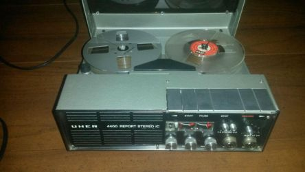 UHER Report 4400 Stereo IC Tape Recorder by MrPlymouth1998