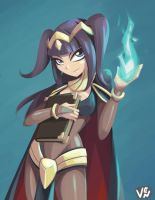 Tharja by chikinrise