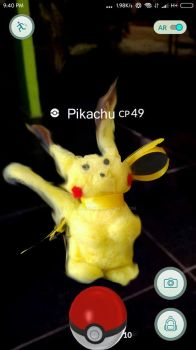 When your Phone is too Old to Run Pokemon Go 2 by Illusionei