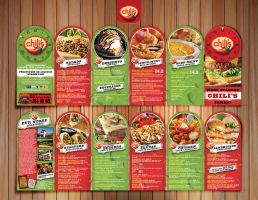 CHILI'S BROCHURE by kungfuat