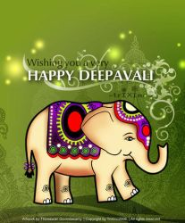 Deepavali Greetings 2006 by TrIXInc