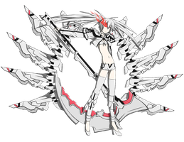 .::WHITE ROCK SHOOTER::. by RakkuGuy