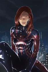 Ultimate Spider Woman - Mary Jane by Art1derer