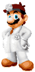 Dr Mario by YaseenM