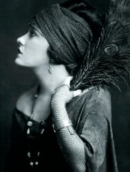 Vintage Stock - Gloria Swanson by Hello-Tuesday
