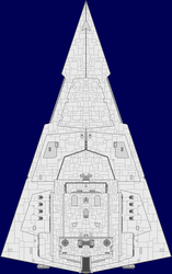 Imperial Class Star Destroyer by captshade