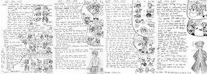 Hetalia History Revision Work by lillilotus