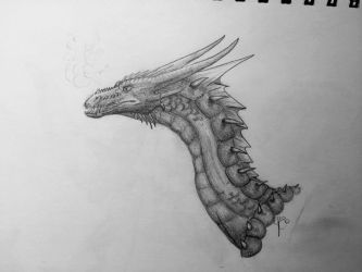 ~AT~ Dragon for Salty by talons-and-tails