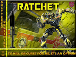 Ratchet TFSD background by Jetta-Windstar