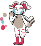 Aviary Onisheep Auction (Ultra rare) (Closed) by Cheekymoomoo