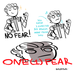 one fear by CherrySerpent