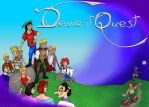 DeviantQuest ID Entry by Akril15