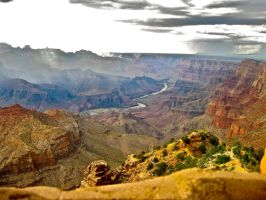Grand Canyon by Spirit-of-song