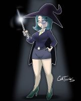 Witch.jpeg by CamToonsTM