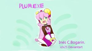 Digital Plum.EXE by ick25