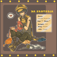 Da Fantasia App- Shiiro Avalon by mmochee