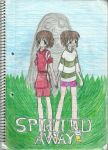 Spirited Away Cover by AbyssinChaos