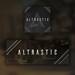 Facebook pack for Altrastic! Get yours! by Qeesec