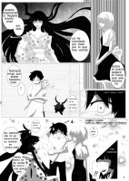 Crossover Doujinshi by aidmoon