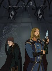 Etienne and Roderyk by Shagan-fury