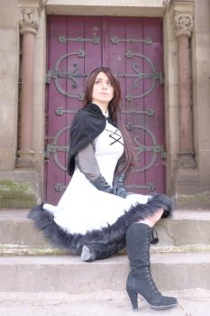 Agnes Oblige, Bravely Default cosplay by Wildyama