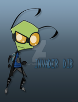 Invader Dib Disguise Version B by kamy2425