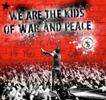 The Kids Of War and Peace by Let-Yourself-Flo