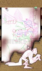 3rd roughs for cover no 21 by cheeks-74