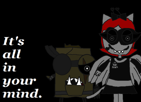 666 Nights at Twisted Mixels 3 is out by Luqmandeviantart2000