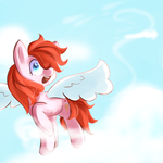 Berry on a Cloud by Heise-kun