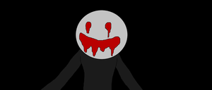 Slenderverse OC: Bloody Smile by SCP-096-2
