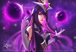 Syndra Star Guardian (League of legends) by YumiLouback98