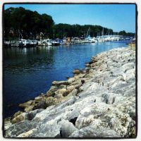 south haven harbor by poeticwriter007