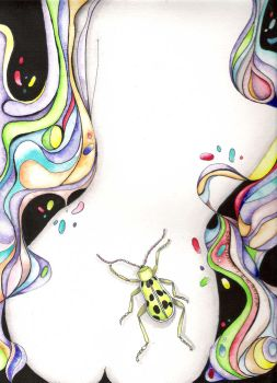 The Beetle by Heather-MB-Conversi